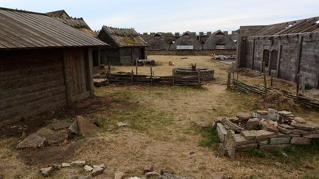 Keltischer Festplatz